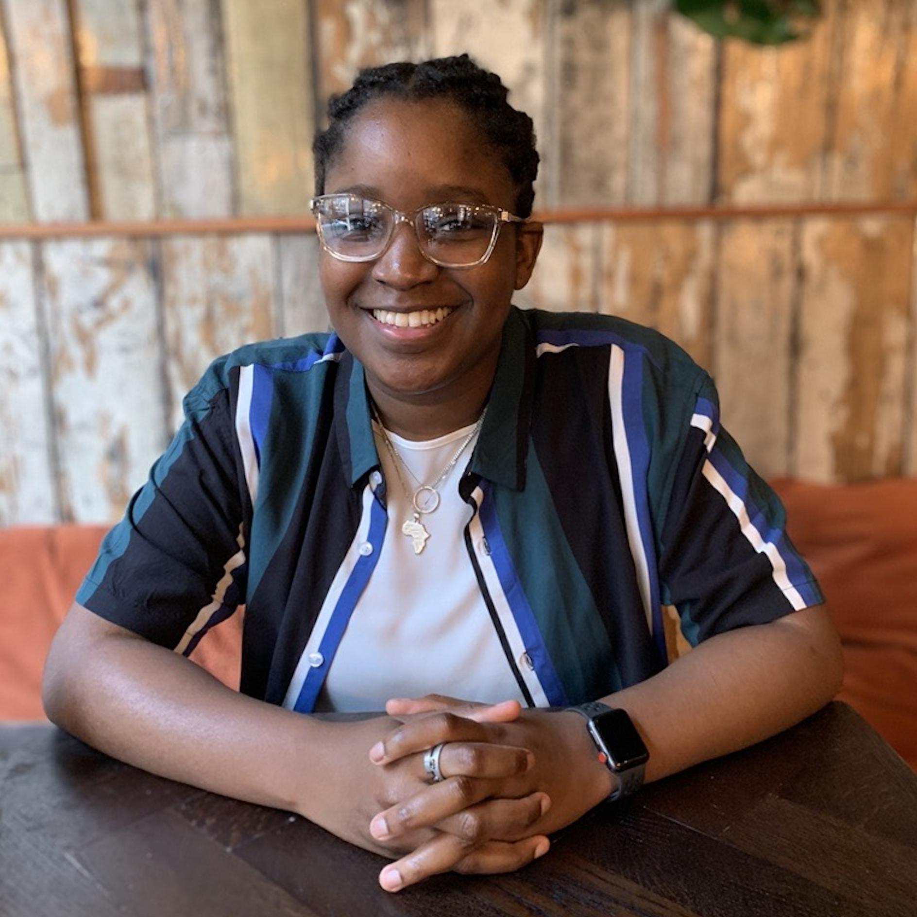 Temi Adebayo - President