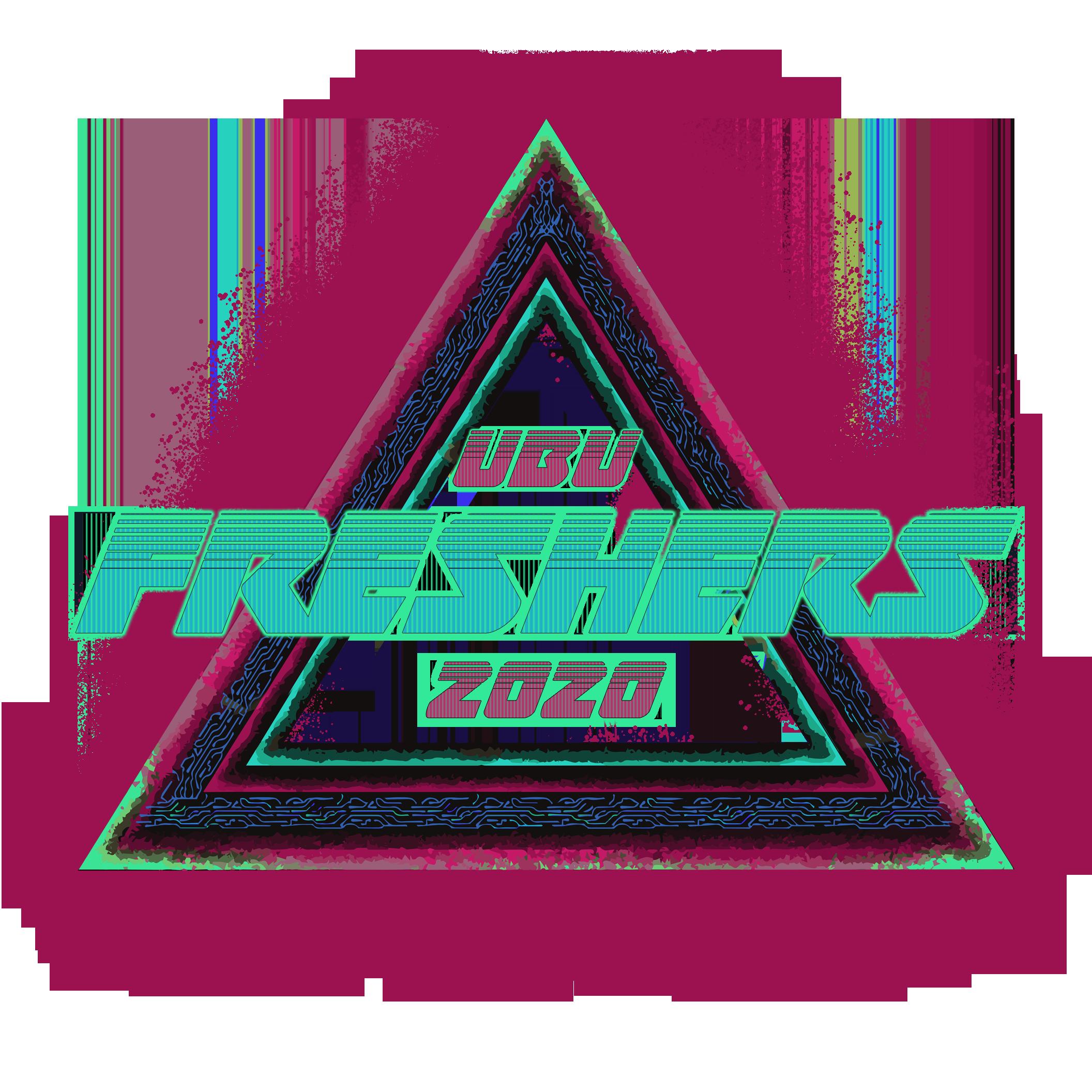 Freshers 2020 logo image
