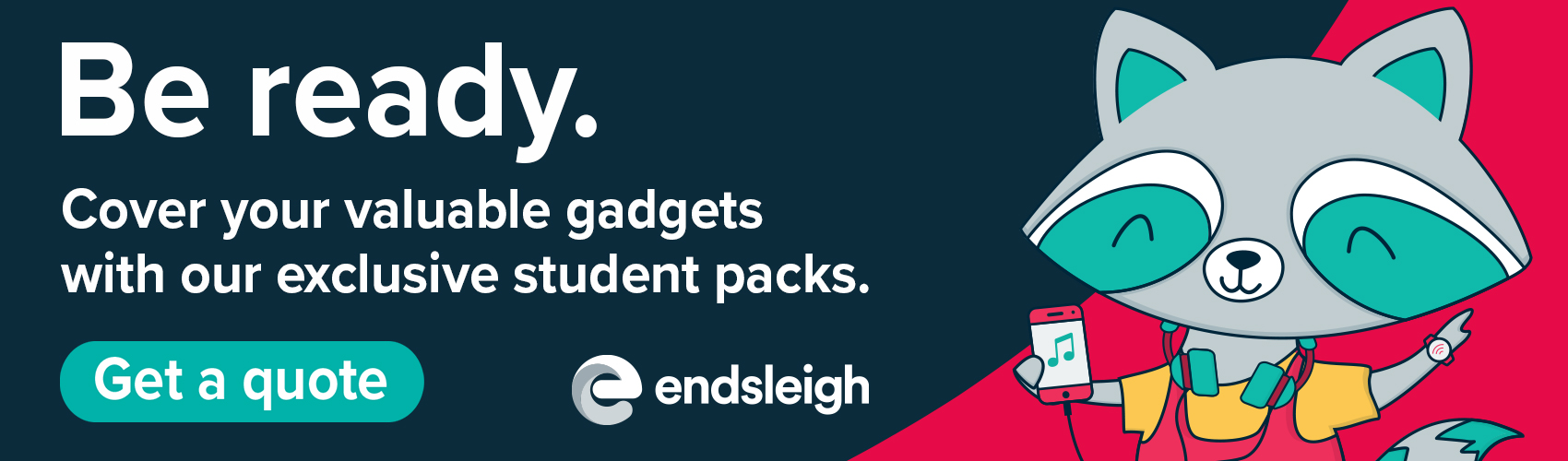 Gadget insurance from Endsleigh