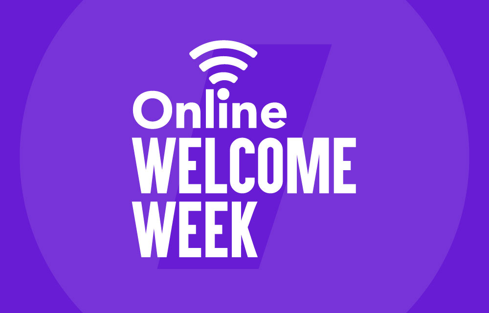 Online Welcome Week