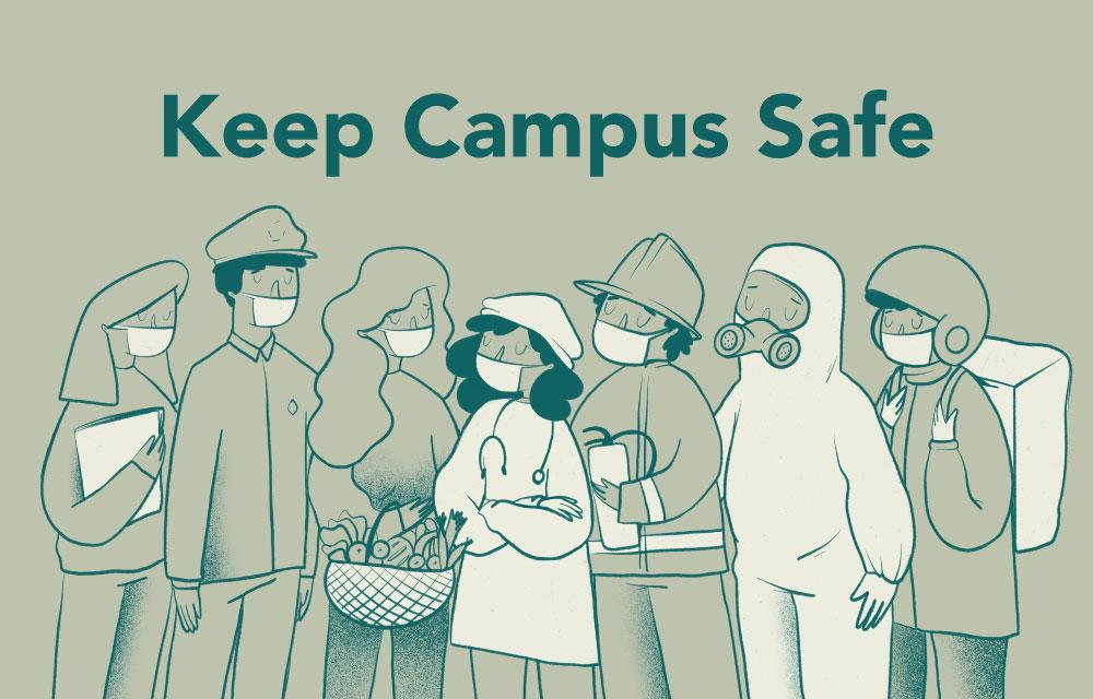 Keep Campus Safe