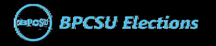 BPCSU Elections