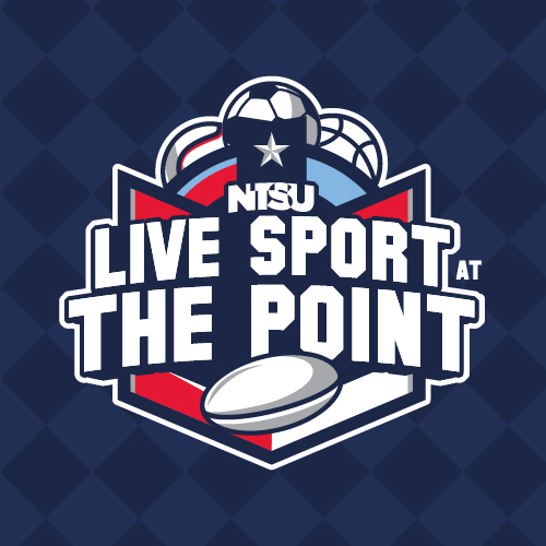 Sports the point