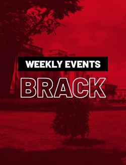 brack weekly events