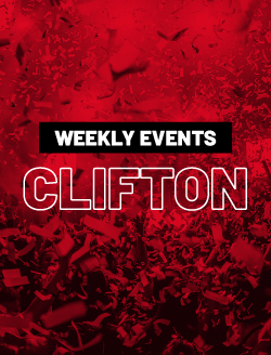 clifton weekly events