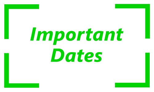 Important Dates Button