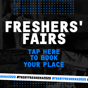 Book your Freshers Fair place