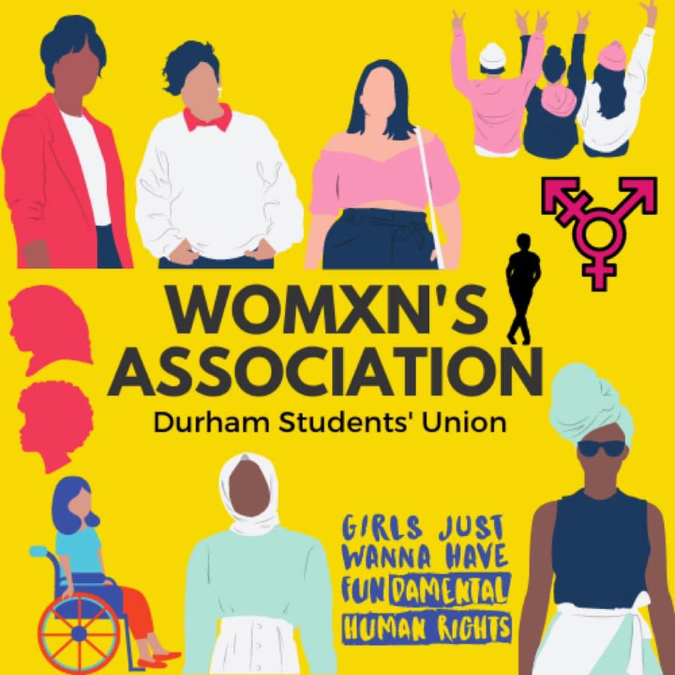 Durham Womxns Association logo