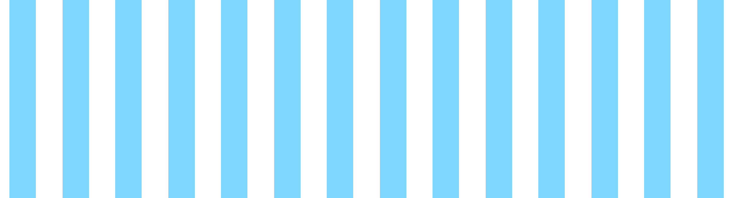 An image of the St Mary's blue and white stripes which our clubs use on their kits