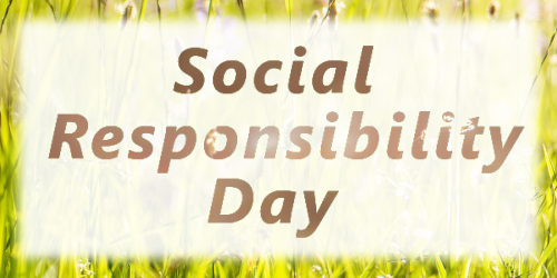 Social Responsibility Day