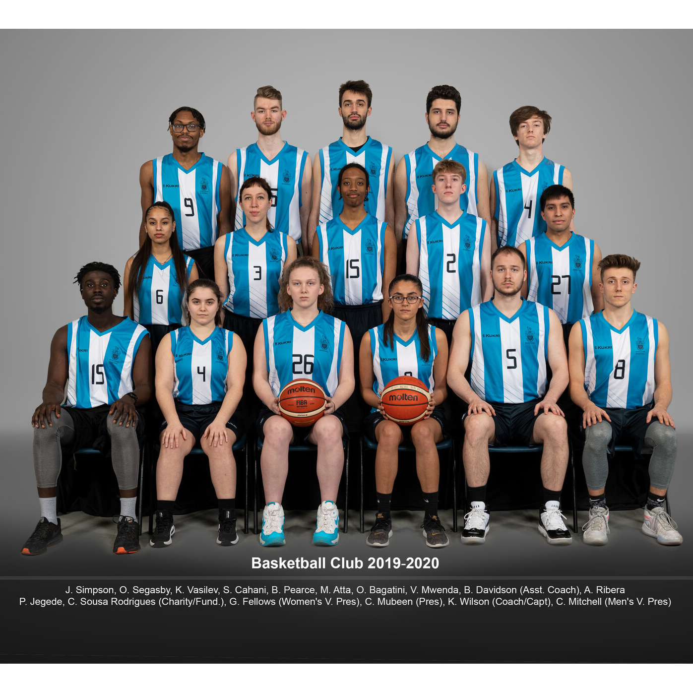 Picture of the St Mary's Basketball Club