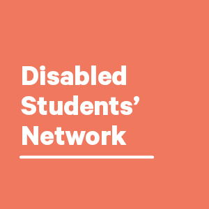 disabled student network