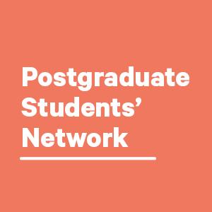 Postgrad student network