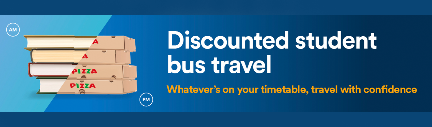 Get a bus pass direct from Stagecoach