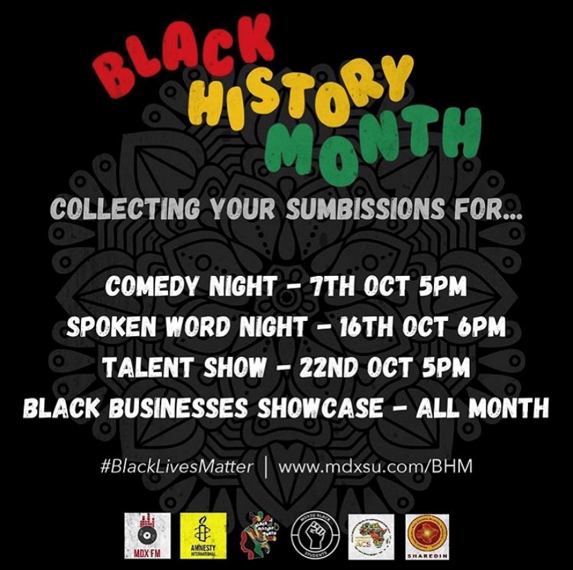 Click here to get involved in Black History Month events
