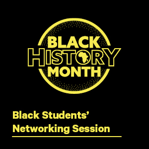 black students networking