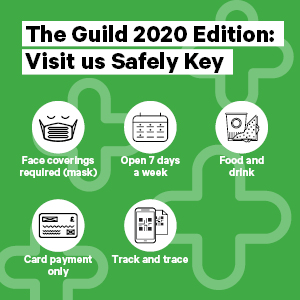 The Guild 2020 - visit us Safely