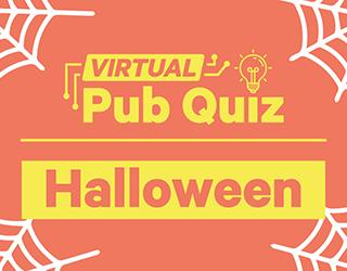 Halloween virtual quiz