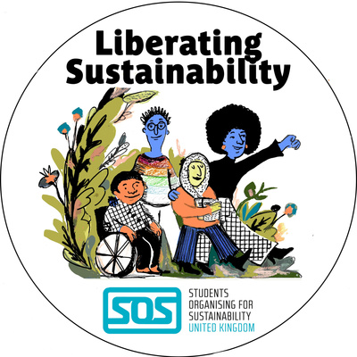 Liberating Sustainability Podcast Logo