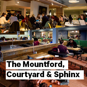 The Mountford courtyard