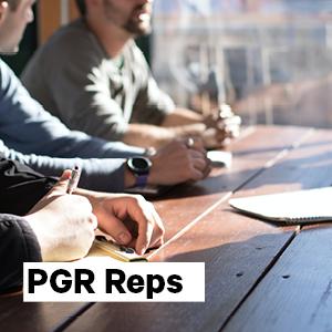 PGR Reps