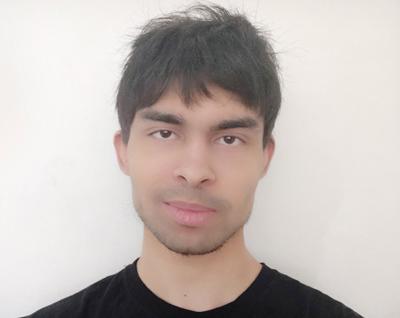 Daniel D'Souza-Eva, Post Graduate Students' Officer