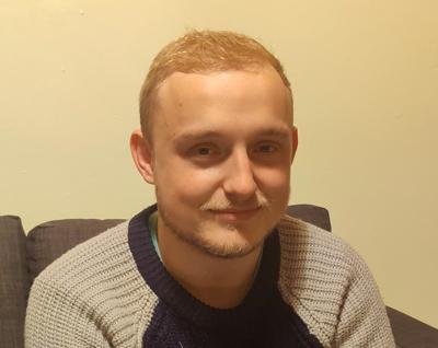 Hugo Stewart, Mature Students' Officer