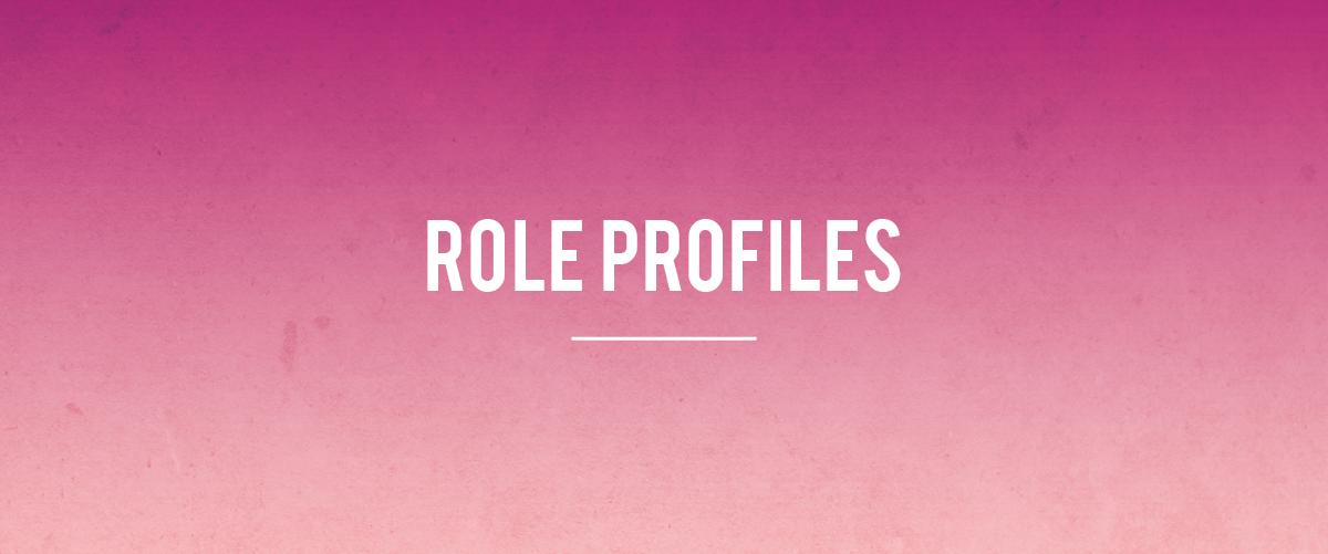 Role Profiles