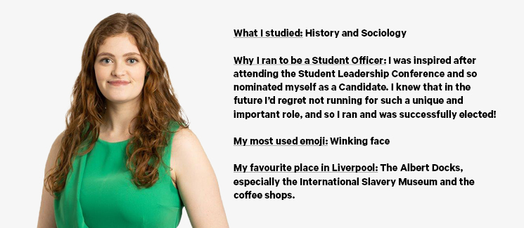 Ffion Thomas, Vice President