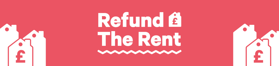 Refund the rent
