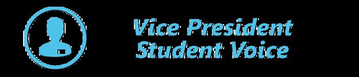 Vice President Student Voice