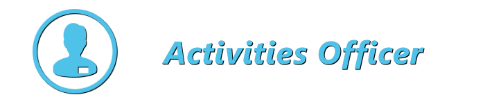 Activities Officer