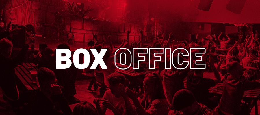 NTSU Box Office