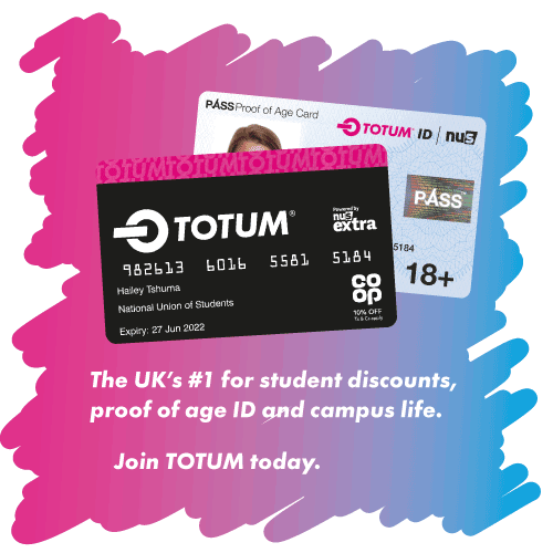 The UK's #1 for student discounts, proof of age ID and campus life