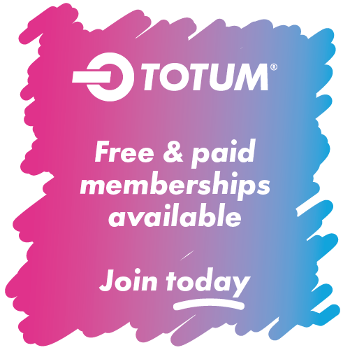 TOTUM - Free and paid memberships available