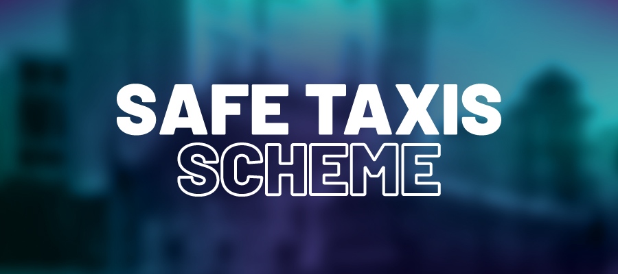 Safe taxis scheme