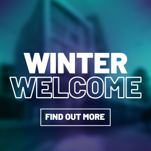 Winter Welcome. Find out more