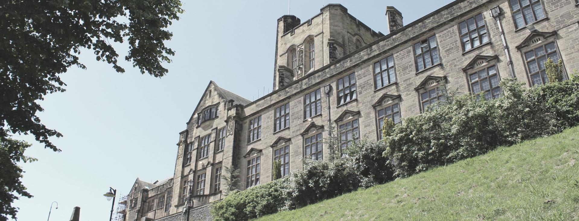 Picture of Bangor University Main Arts Building