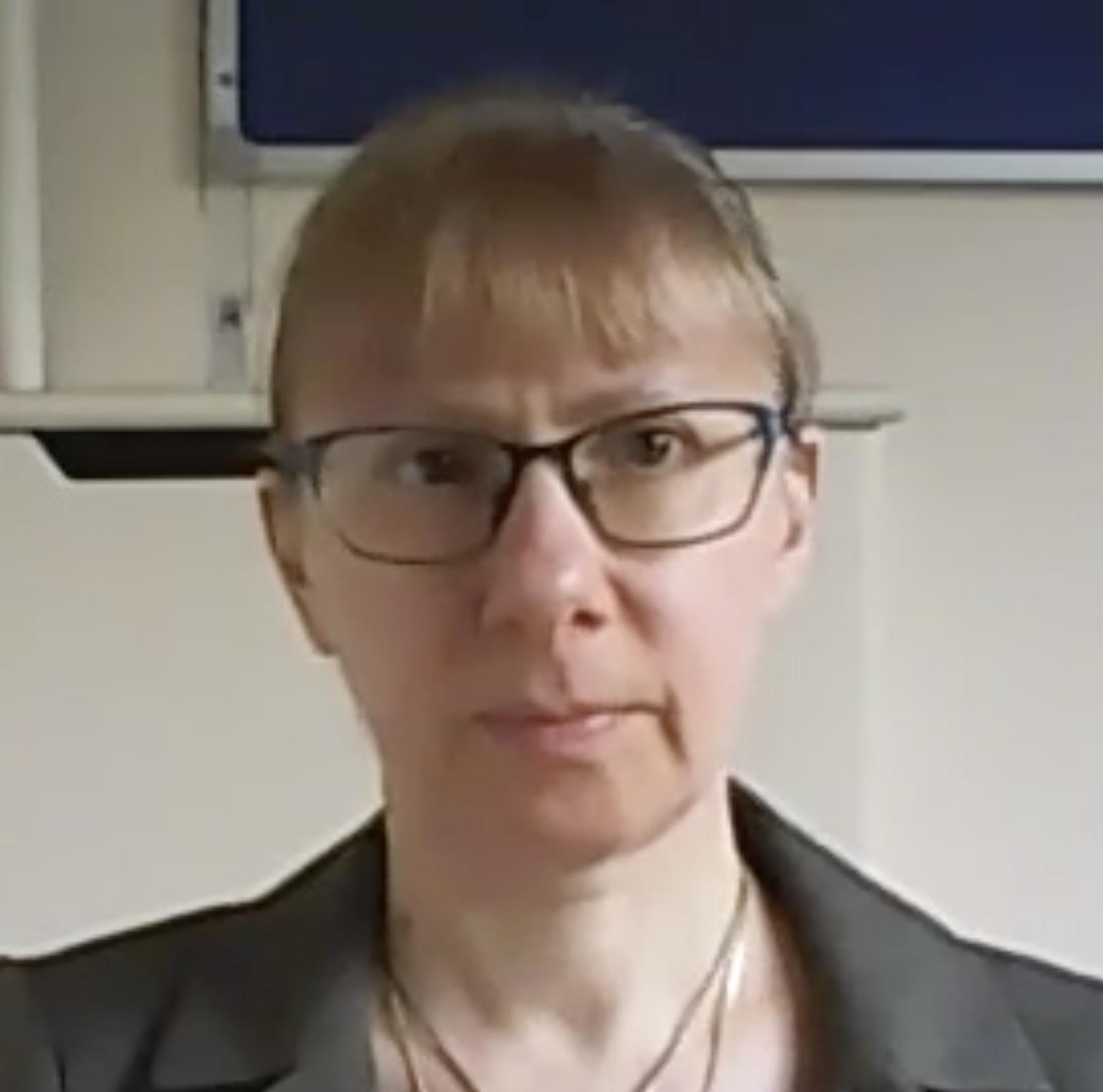 Elisabetta, lecturer