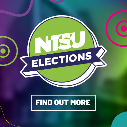 NTSU Elections find out more