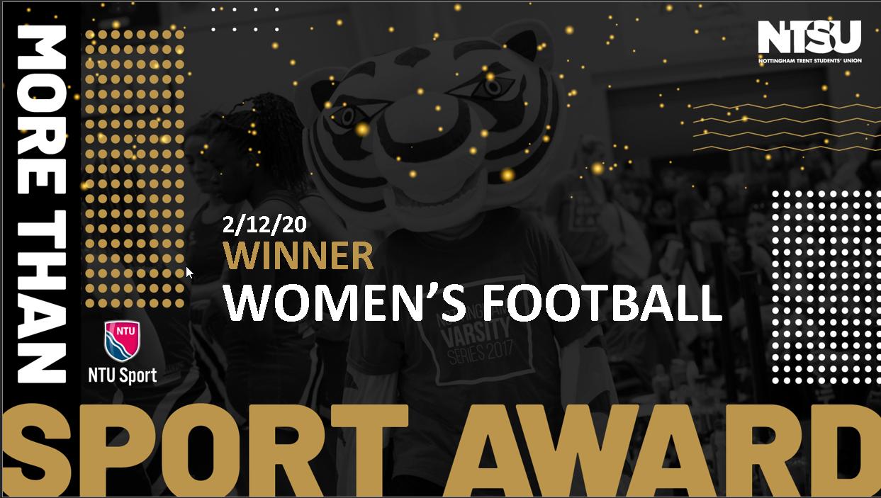 Winner Women's Football