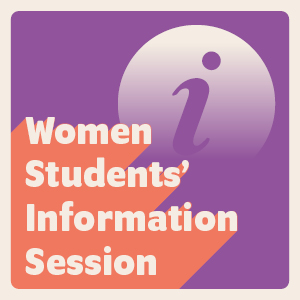 Women Students session