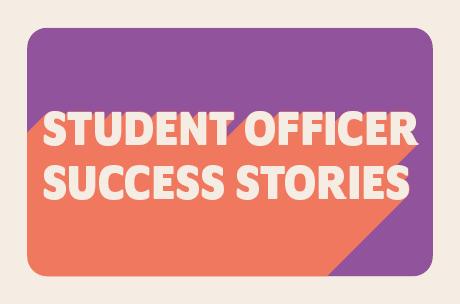 Officer success stories