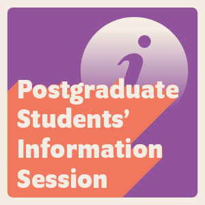 Postgrad students Session