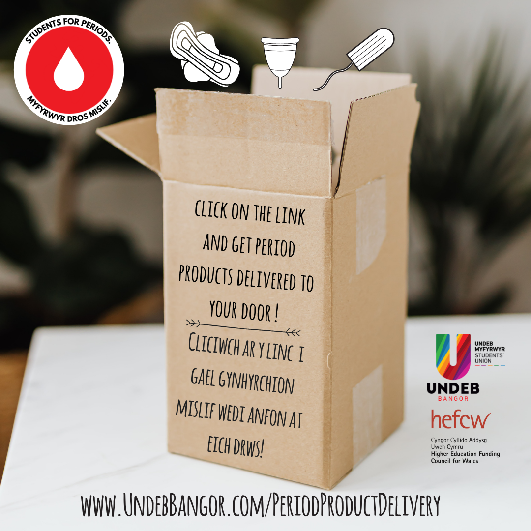 Home delivery of period products, available by clicking this link