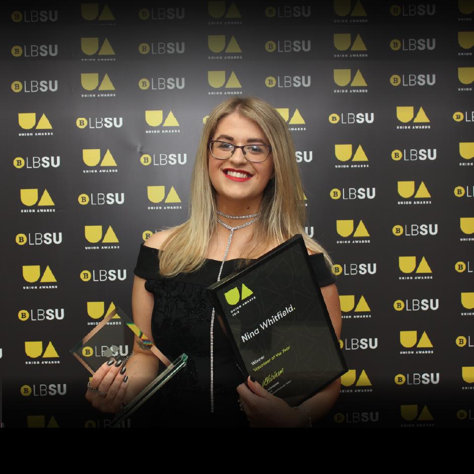 Union Awards Winner