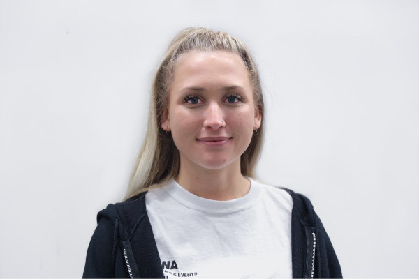 Anna Crooks, Activities & Events Officer
