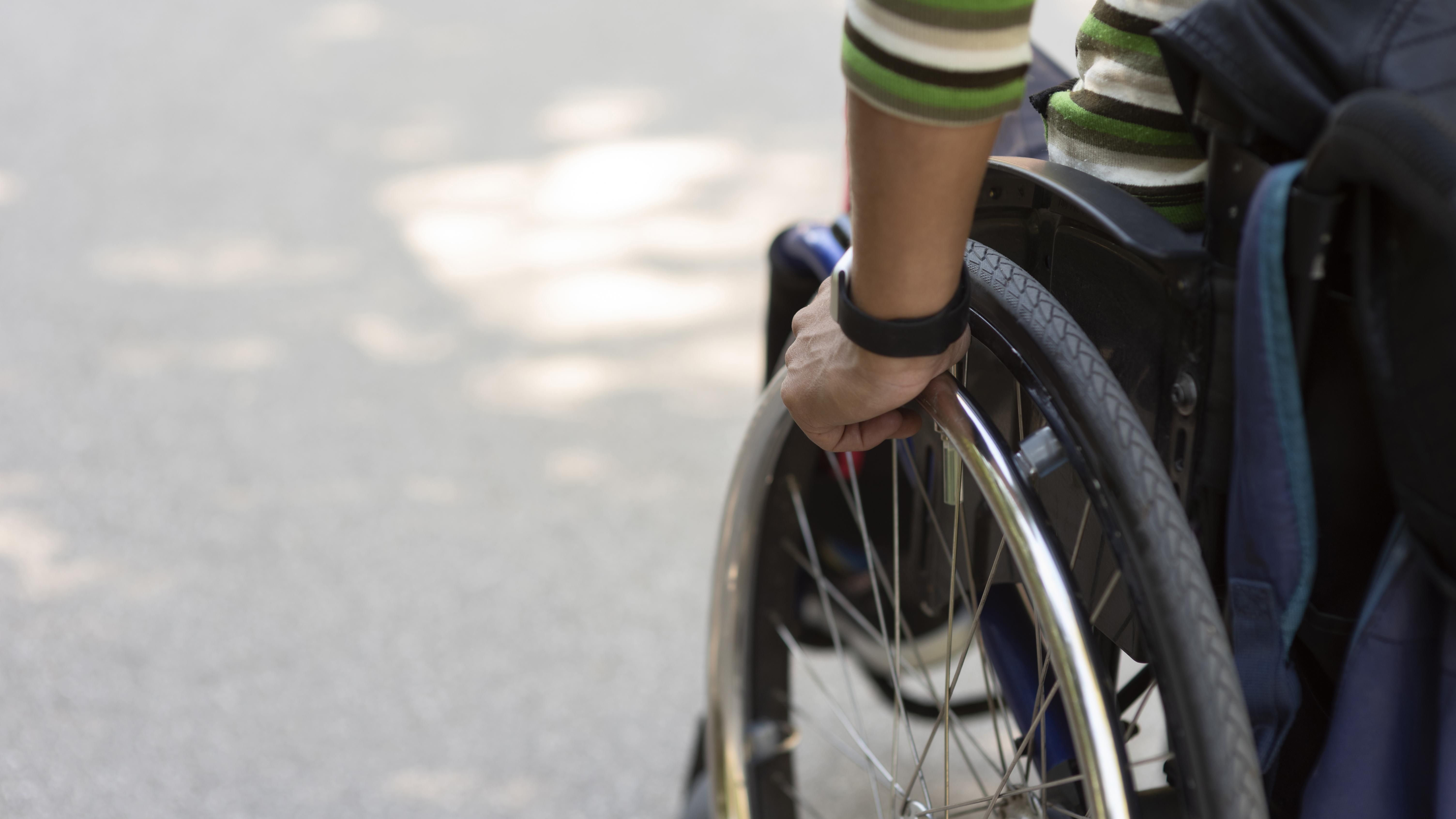 disabled students community