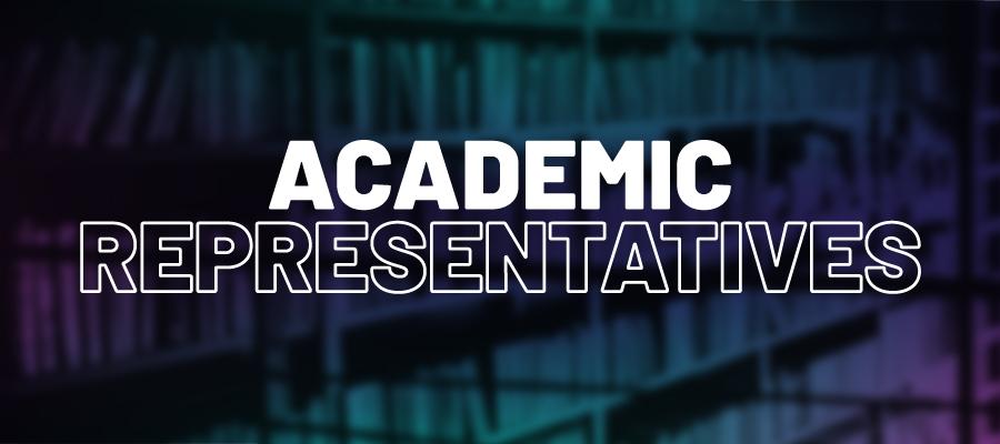 Academic Representatives