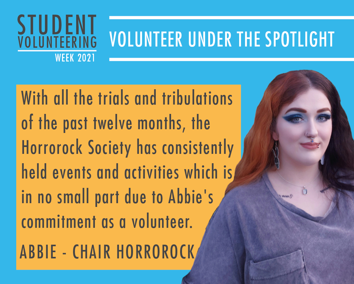 Societies Volunteers